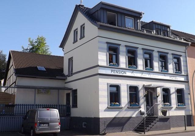Boutique Pension Haus Oberkassel In Bonn Zentral Preiswert Und